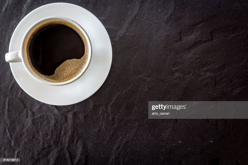 Coffee cup background : Stock Photo
