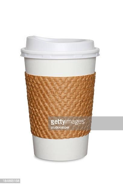 コーヒーカップ絶縁