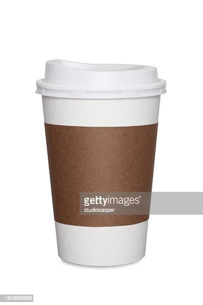 Chávena de Café isolado