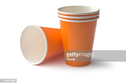 Coffee: Disposable Cup