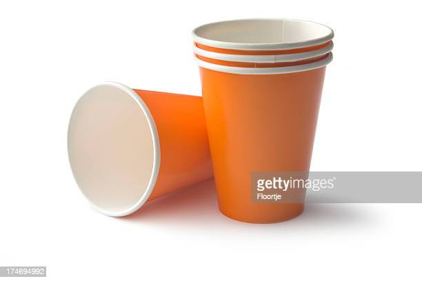 コーヒー。ディスポーザブルカップ