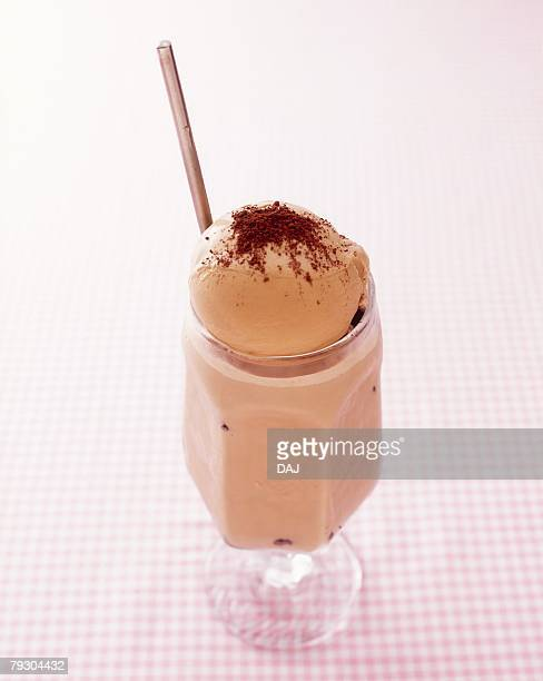 Coffee Float, High Angle View