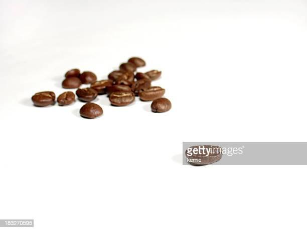 コーヒー穀物 3