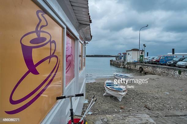 Coffee in Capri