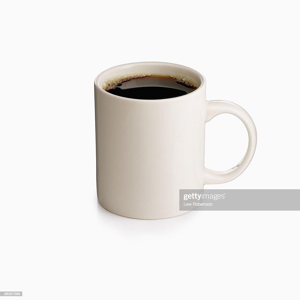 Coffee in mug : Stock-Foto