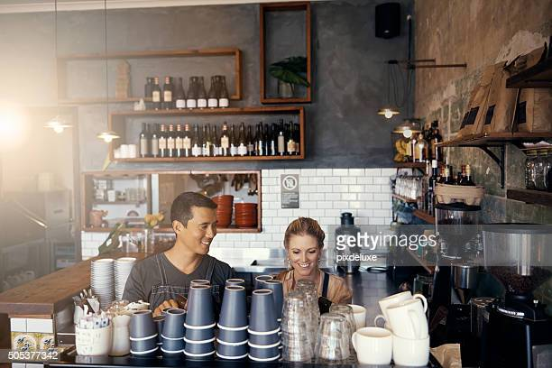 Coffee is their craft