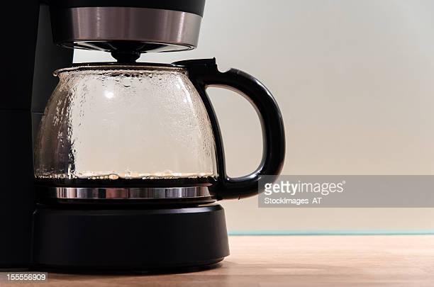 Macchina da caffè con ampio spazio di copia