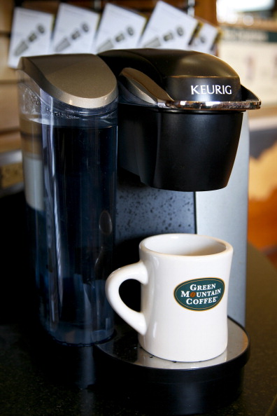 Keurig Green Mountain Stock Photos and Pictures Getty Images