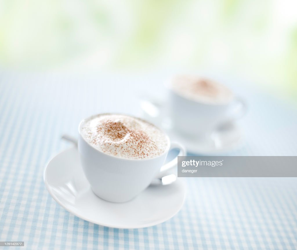 Coffee Outside : Stock Photo