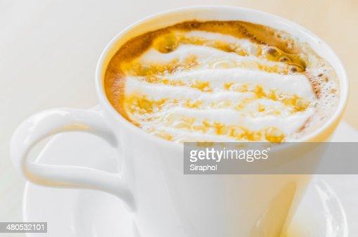 Il caffè : Foto stock