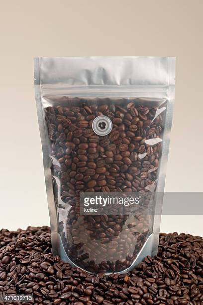 Coffee Pouch Clear