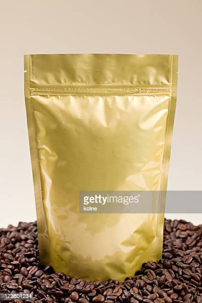 Coffee Pouch Gold