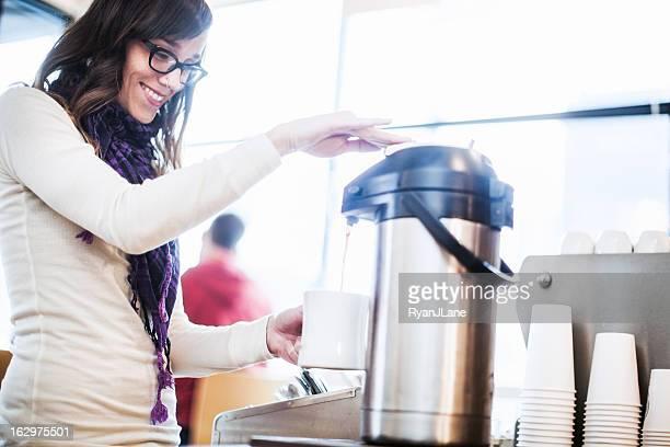 Coffee Shop Drip ausgebucht