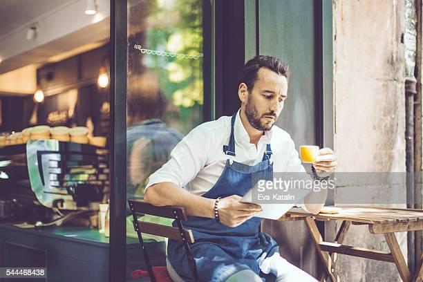 Café Eigentümer, die nachrichten
