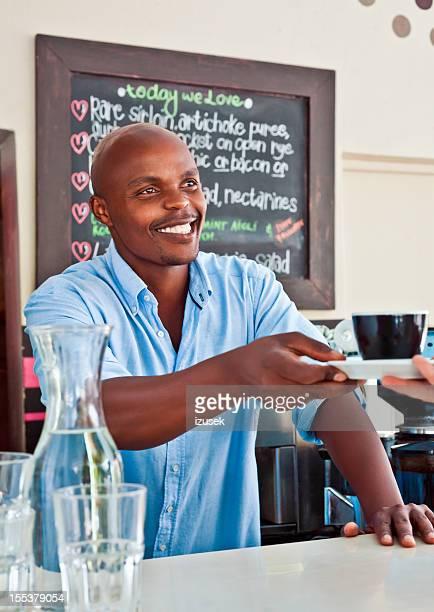 Café Shop propriétaire