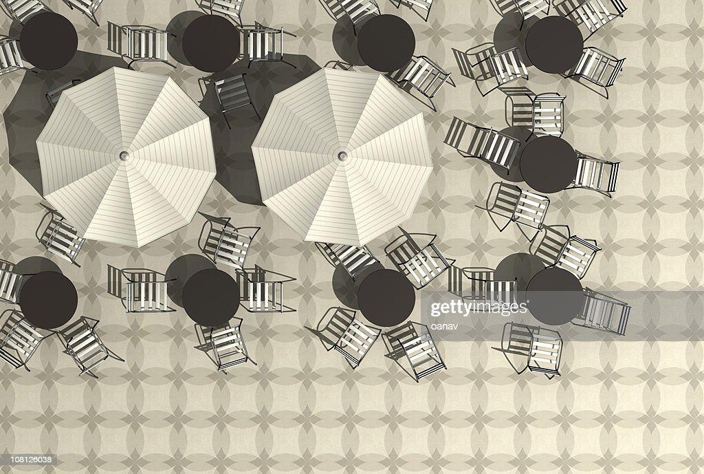 Café sépia texture : Photo