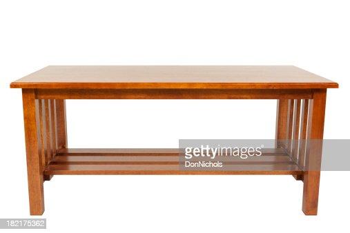 Tavolino isolato