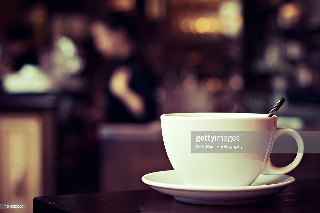 Coffee Tea Cup : Stock Photo