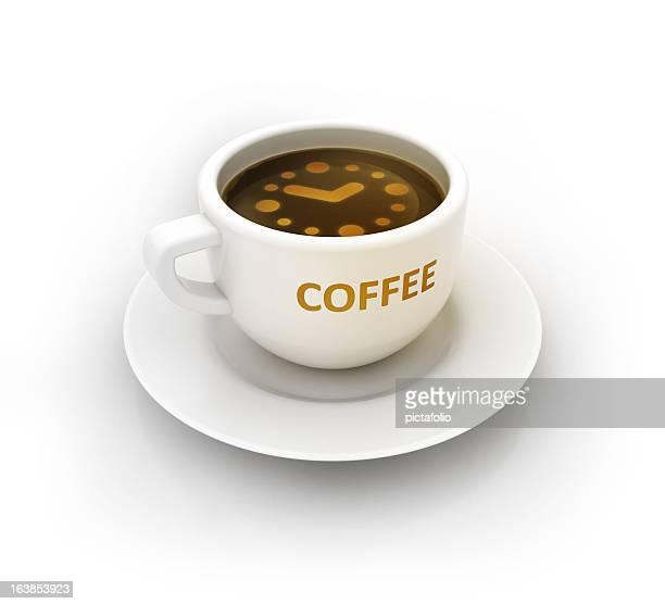 Kaffee- oder Teepause