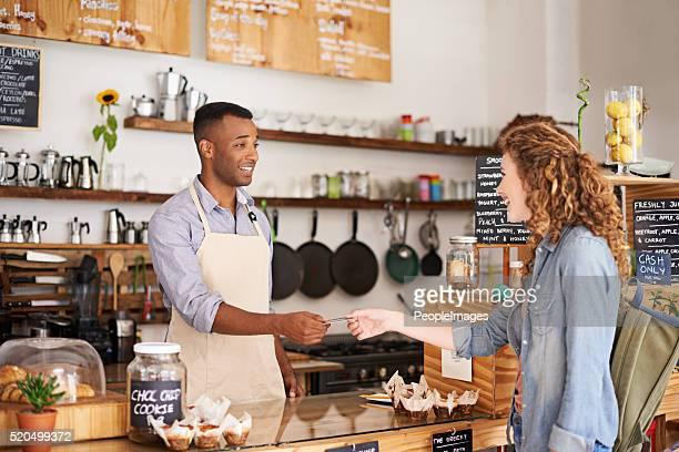 Café avec une touche de confort