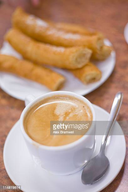 Coffee with Churros