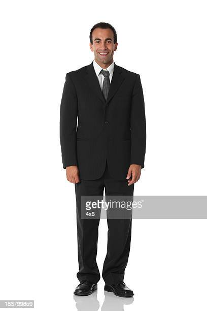 Cofident businessman