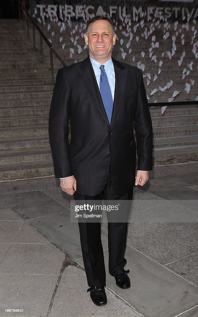 Co-Founded the Tribeca Film Festival Craig Hatkoff attends the Vanity Fair Party during the 2013 Tribeca Film Festival at the State Supreme Courthouse on April 16, 2013 in New York City.