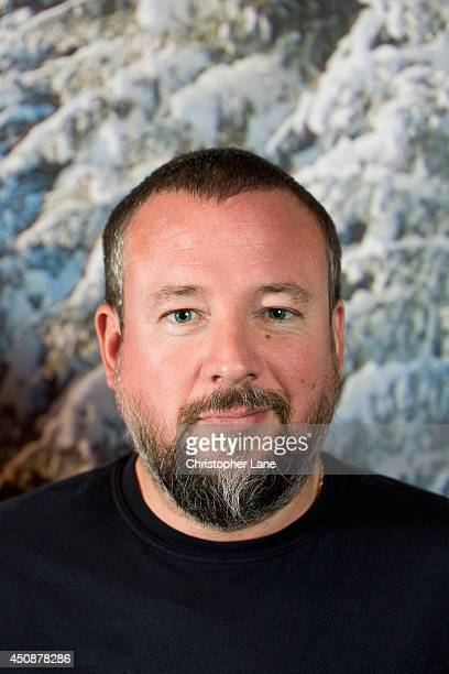 Cofounder and CEO of Vice Shane Smith is photographed for Ad Age on October 15 2013 in Williamsburg New York