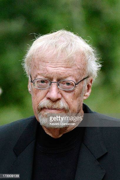 Cofounder and chairman of Nike Phil Knight attends the Allen Co annual conference at the Sun Valley Resort on July 11 2013 in Sun Valley Idaho The...