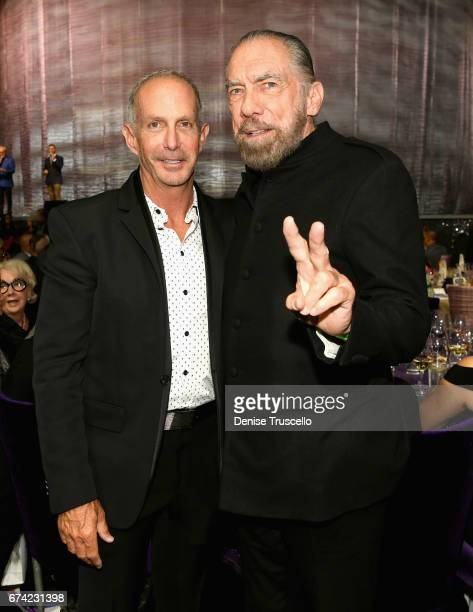 CoFounder Chairman and CEO of John Paul Mitchell Systems and CoFounder of Patron Tequila and Spirits John Paul DeJoria attends the 21st annual Keep...