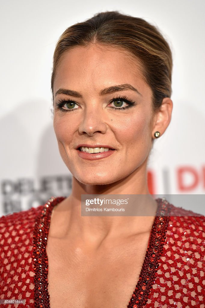 Co-founder, DKMS Katharina Harf attends the 10th Annual Delete Blood Cancer DKMS Gala at Cipriani Wall Street on May 5, 2016 in New York City.