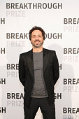 CoFounder Google Sergey Brin attends the 2016 Breakthrough Prize Ceremony on November 8 2015 in Mountain View California