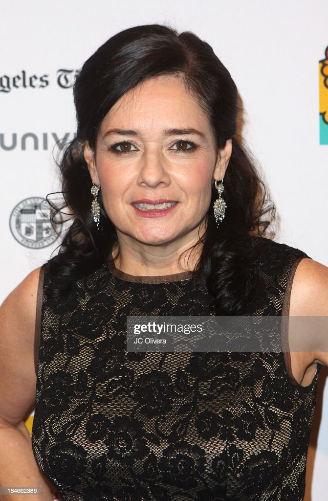 Co-Founder Marlene Dermer attends The 2013 Los Angeles Latino International Film Festival - Closing Night Premiere of 'Nosotros Los Nobles' at The Orpheum Theatre on October 14, 2013 in Los Angeles, California.