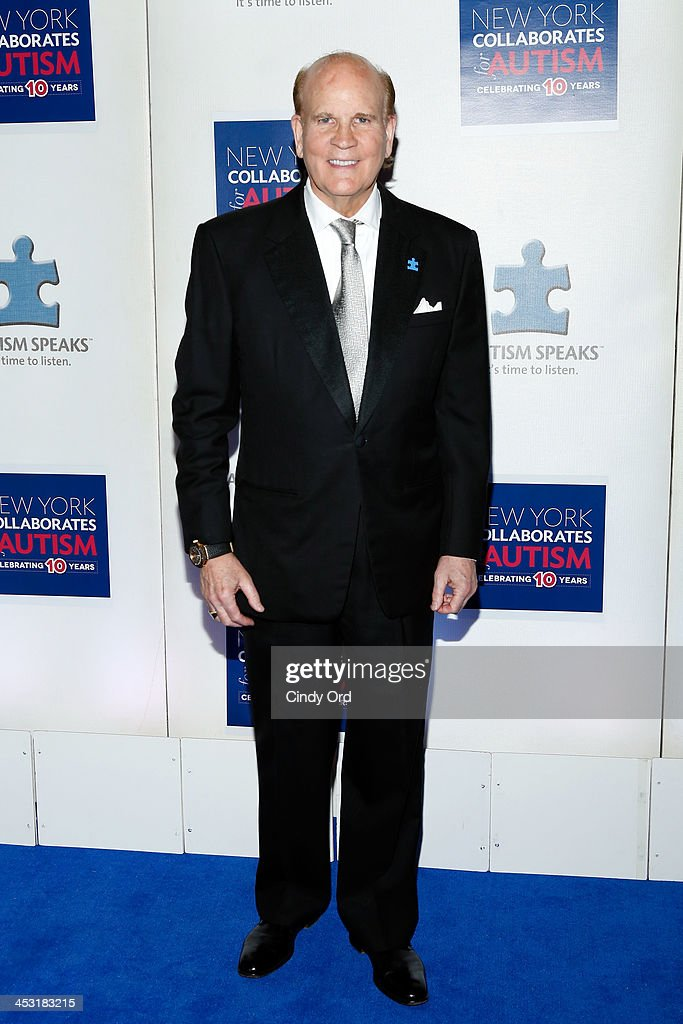 Co-founder of Autism Speaks <a gi-track='captionPersonalityLinkClicked' href=/galleries/search?phrase=Bob+Wright&family=editorial&specificpeople=215445 ng-click='$event.stopPropagation()'>Bob Wright</a> attends the Winter Ball for Autism at Metropolitan Museum of Art on December 2, 2013 in New York City.