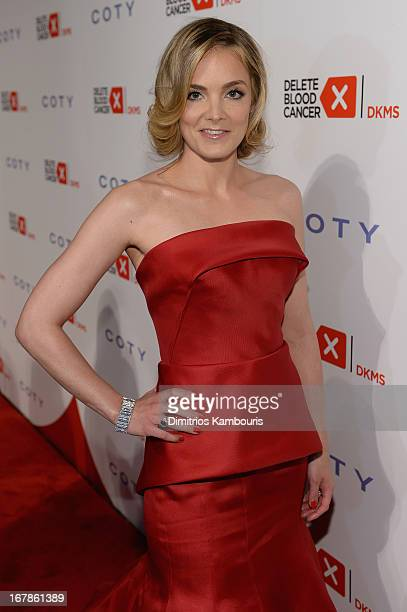 CoFounder of Delete Blood Cancer Katharina Harf attends the 2013 Delete Blood Cancer Gala honoring Vera Wang Leighton Meester and Suzi WeissFischmann...