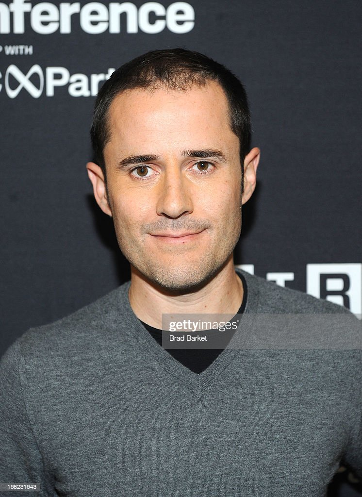 Cofounder of Medium and Twitter, Evan Williams attends the WIRED Business Conference: Think Bigger at Museum of Jewish Heritage on May 7, 2013 in New York City.