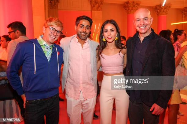 CoFounder of Method and OLLY PBC Eric Ryan CoFounder of Museum of Ice Cream Manish Vora Founder and Creative Director of Museum of Ice Cream...