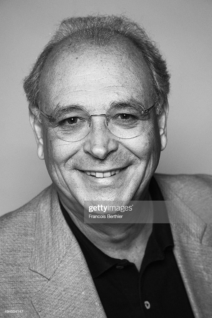 Co-founder of Metropolitan FilmExport, Samuel Hadida is photographed for Self Assignment on May 13, 2014 in Cannes, France.