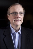 Cofounder of Microsoft Paul Allen for Macleans Magazine on April 20 2011 in New York City