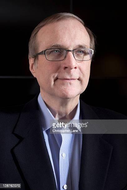Paul Allen Photos et images de collection | Getty Images