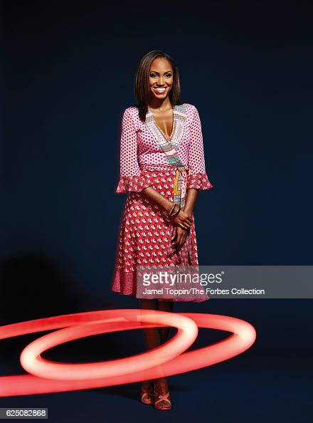 Cofounder of Partpic Jewel Burkes is photographed for Forbes Magazine in December 2015 in New York City PUBLISHED IMAGE CREDIT MUST READ Jamel...