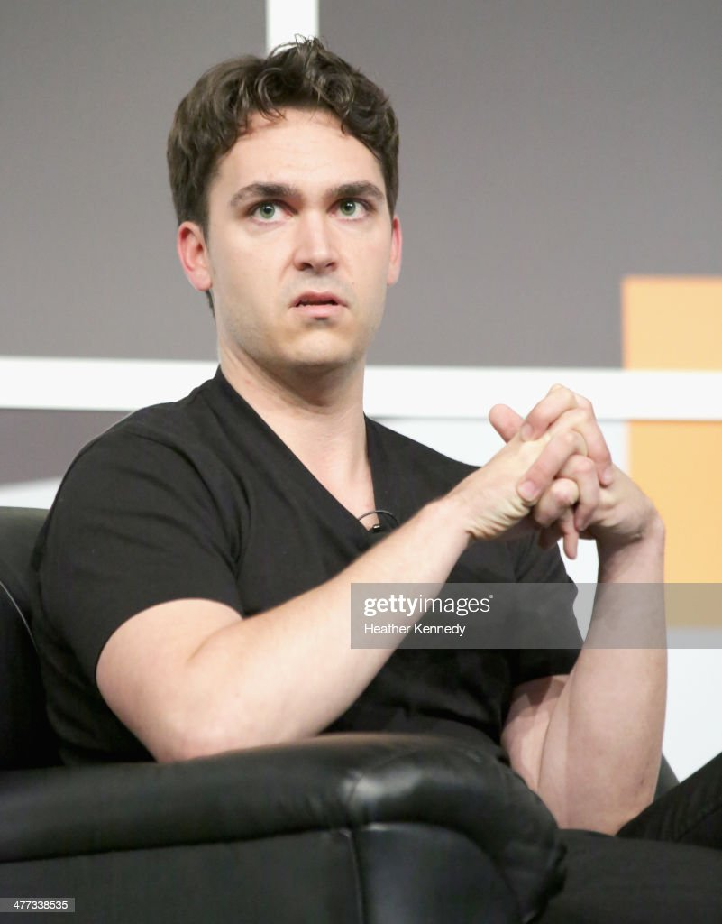 Co-founder of Secret David Byttow speaks onstage at 'Here's a Secret: We Need Anonymous Social Networks' during the 2014 SXSW Music, Film + Interactive Festival at Austin Convention Center on March 8, 2014 in Austin, Texas.