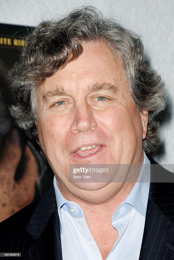 Co-founder of Sony Pictures Classics <a gi-track='captionPersonalityLinkClicked' href=/galleries/search?phrase=Tom+Bernard&family=editorial&specificpeople=204620 ng-click='$event.stopPropagation()'>Tom Bernard</a> arrives at the Sony Pictures Classics Pre-Oscar Dinner at The London Hotel on February 23, 2013 in West Hollywood, California.