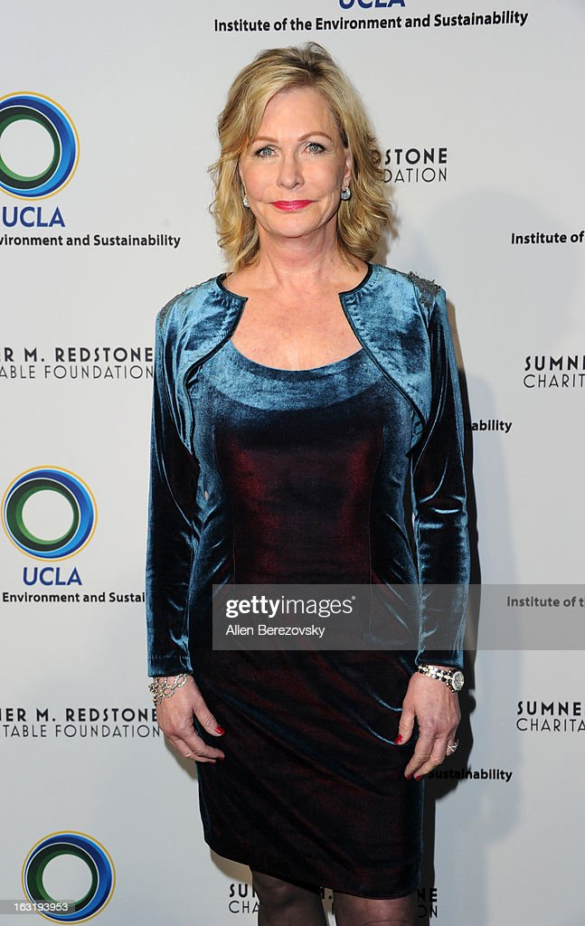 Co-founder of the Environmental Media Association Lyn Lear attends UCLA Institute Of The Environment And Sustainability's 2nd Annual 'An Evening Of Environmental Excellence' - Arrivals on March 5, 2013 in Beverly Hills, California.