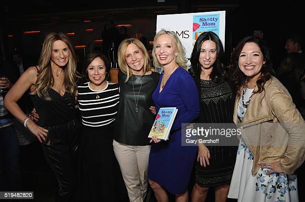 Cofounder of The MOMS Denise Albert author Alicia Ybarbo TV news journalist Alisy Lane Camerota author Mary Ann Zoellner cofounder of The MOMS...
