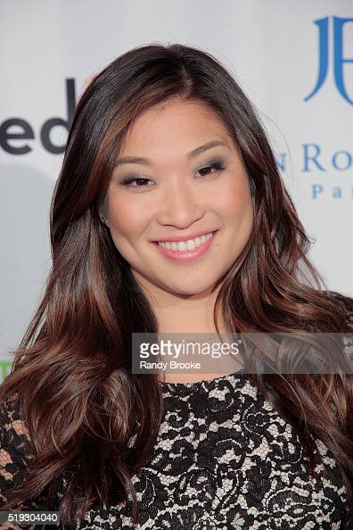 CoFounder of The The Kindred Foundation actress and singer Jenna Ushkowitz attends The Kindred Foundation for Adoption's Second Annual Gala at...