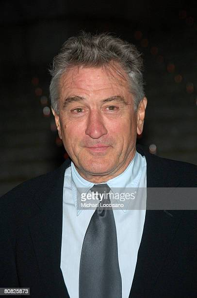 Cofounder of the Tribeca Film Festival/actor Robert De Niro attends the 7th Annual Tribeca Film Festival Vanity Fair Party at the State Supreme...