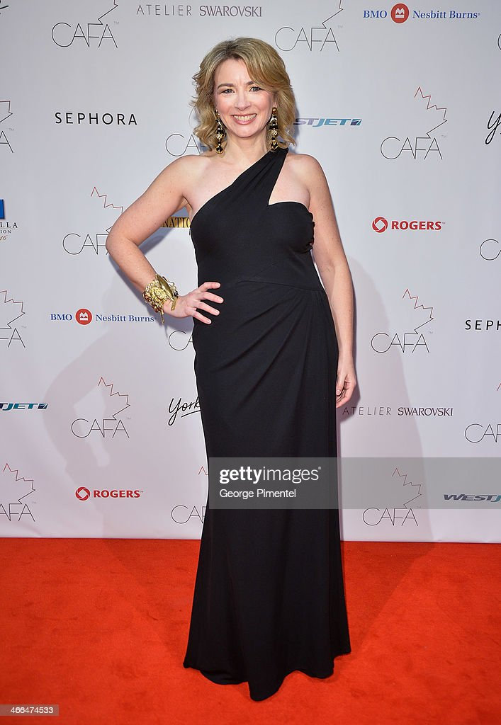 Co-Founder Susan Hart arrives at the 1st Annual Canadian Arts and Fashion Awards at the Fairmont Royal York Hotel on February 1, 2014 in Toronto, Canada.