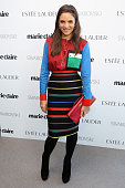 CEO Cofounder The Webster Laure Heriard Dubreuil attends Marie Claire's SecondAnnual New Guard Lunch at Hearst Tower on October 30 2014 in New York...