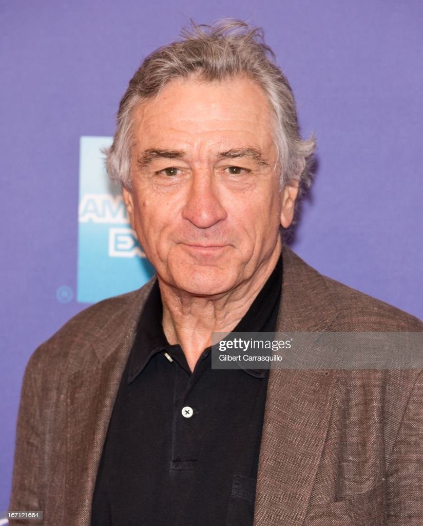 Co-Founder Tribeca Film Festival Robert De Niro attends the screening of 'I Got Somethin' to Tell You' during the 2013 Tribeca Film Festival at SVA Theater on April 20, 2013 in New York City.